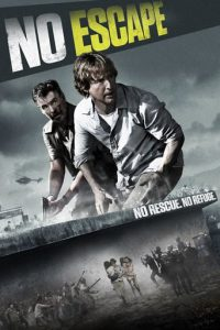 "Plakat von ""No Escape"""