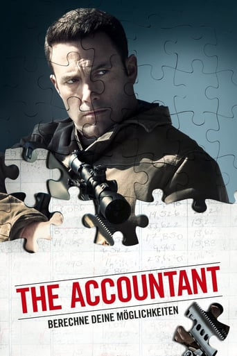 "Plakat von ""The Accountant"""