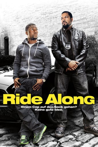 "Plakat von ""Ride Along"""