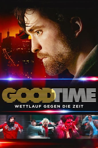 "Plakat von ""Good Time"""