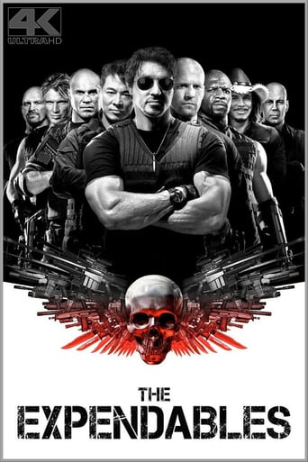 "Plakat von ""The Expendables"""