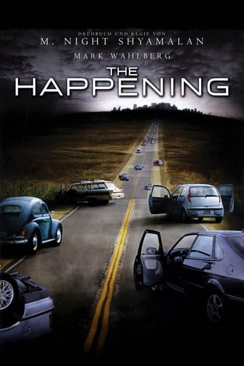"Plakat von ""The Happening"""