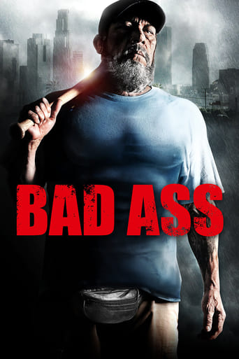 "Plakat von ""Bad Ass"""