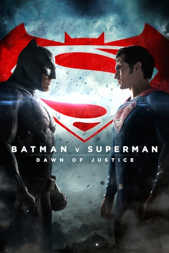 "Plakat von ""Batman v Superman: Dawn of Justice"""