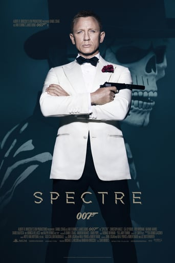 "Plakat von ""James Bond 007 - Spectre"""