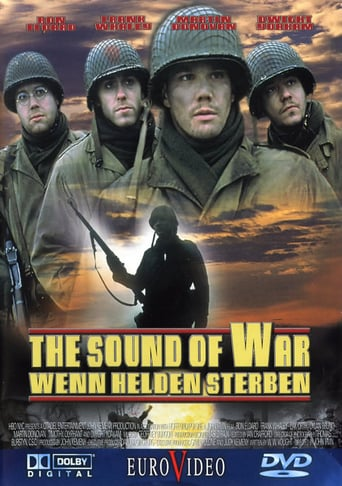 "Plakat von ""The Sound of War - Wenn Helden sterben"""