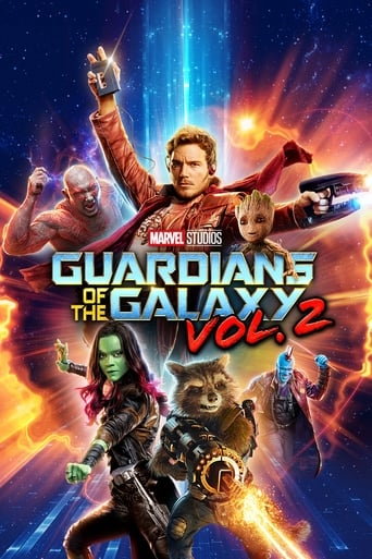 "Plakat von ""Guardians of the Galaxy Vol. 2"""