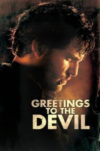 "Plakat von ""Greetings to the Devil"""