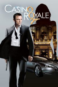"Plakat von ""James Bond 007 - Casino Royale"""
