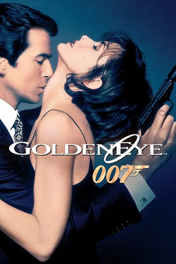 "Plakat von ""James Bond 007 - GoldenEye"""