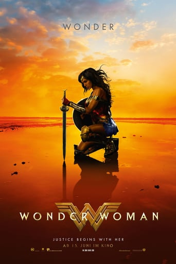 "Plakat von ""Wonder Woman"""