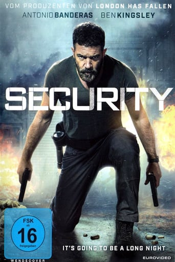 "Plakat von ""Security"""