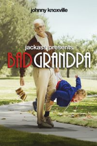 "Plakat von ""Jackass: Bad Grandpa"""