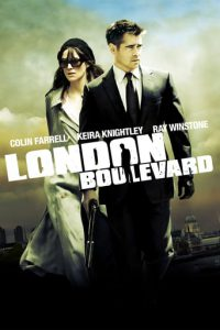"Plakat von ""London Boulevard"""