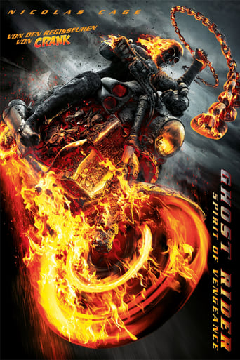 "Plakat von ""Ghost Rider: Spirit of Vengeance"""