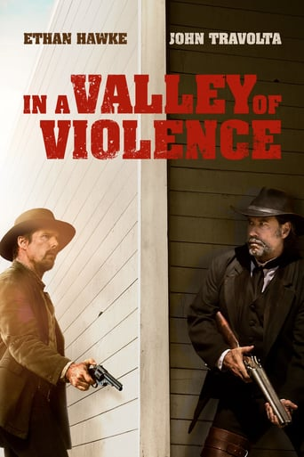 "Plakat von ""In a Valley of Violence"""