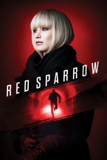 "Plakat von ""Red Sparrow"""