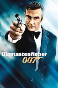 "Plakat von ""James Bond 007 - Diamantenfieber"""