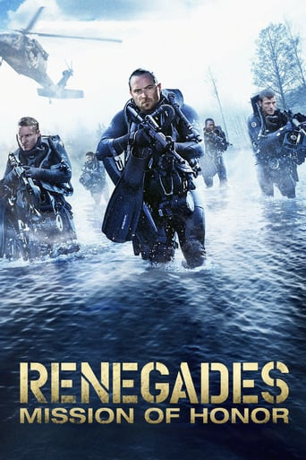 "Plakat von ""Renegades - Mission of Honor"""