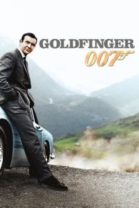"Plakat von ""James Bond 007 - Goldfinger"""