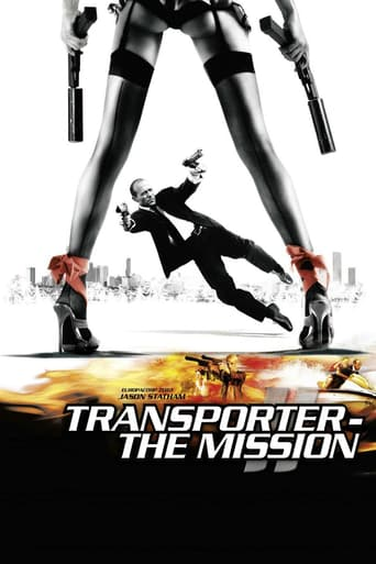 "Plakat von ""Transporter - The Mission"""
