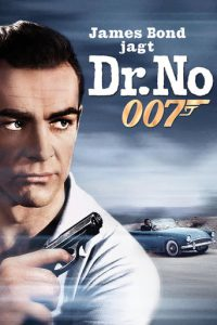 "Plakat von ""James Bond 007 jagt Dr. No"""