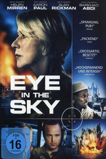 "Plakat von ""Eye in the Sky"""