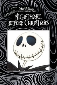 "Plakat von ""Nightmare Before Christmas"""