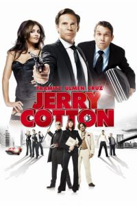 "Plakat von ""Jerry Cotton"""
