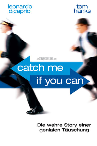 "Plakat von ""Catch Me If You Can"""