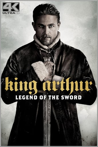 "Plakat von ""King Arthur: Legend of the Sword"""