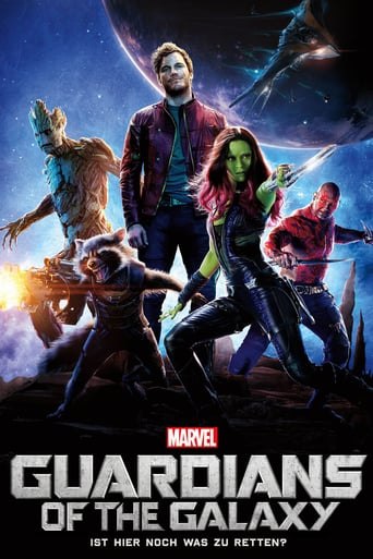 "Plakat von ""Guardians of the Galaxy"""