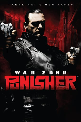"Plakat von ""Punisher: War Zone"""