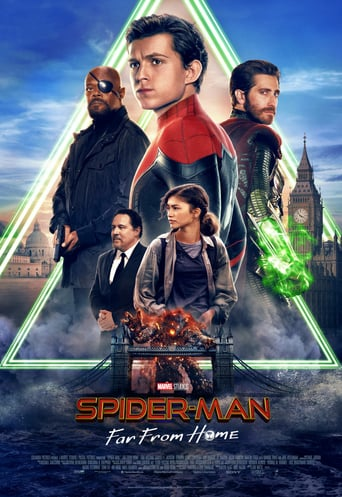 "Plakat von ""Spider-Man: Far From Home"""
