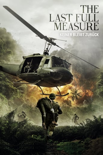 "Plakat von ""The Last Full Measure"""