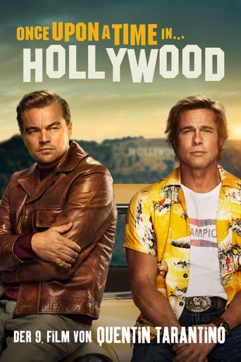 "Plakat von ""Once Upon a Time… in Hollywood"""